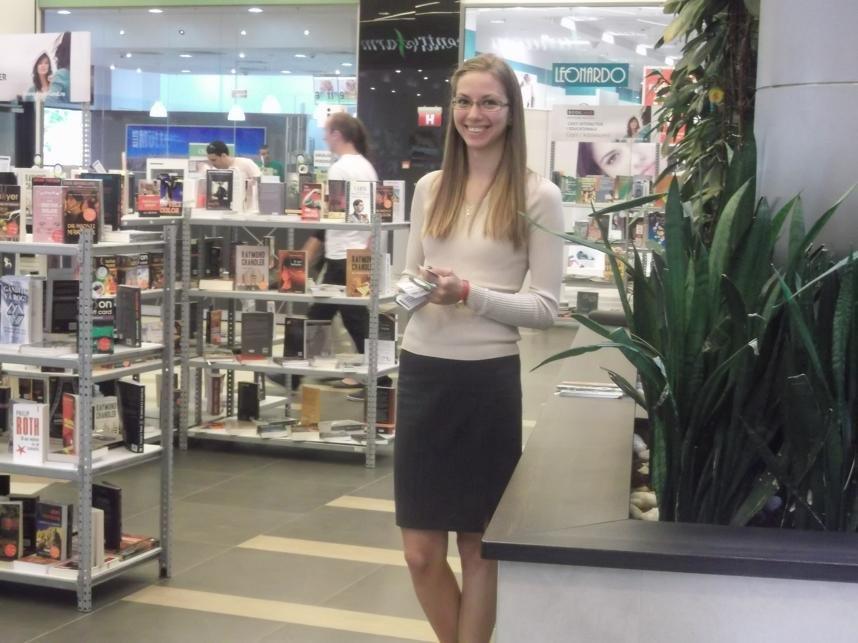 Târgul de carte Bookland la Galleria Mall Arad - 2 și 14 aprilie 2013