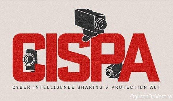 CISPA este atât criticată cât şi susţinută de anumite grupuri şi companii