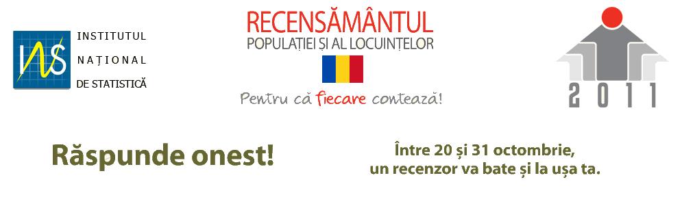 Recensământul populaţiei și locuințelor din România 2011