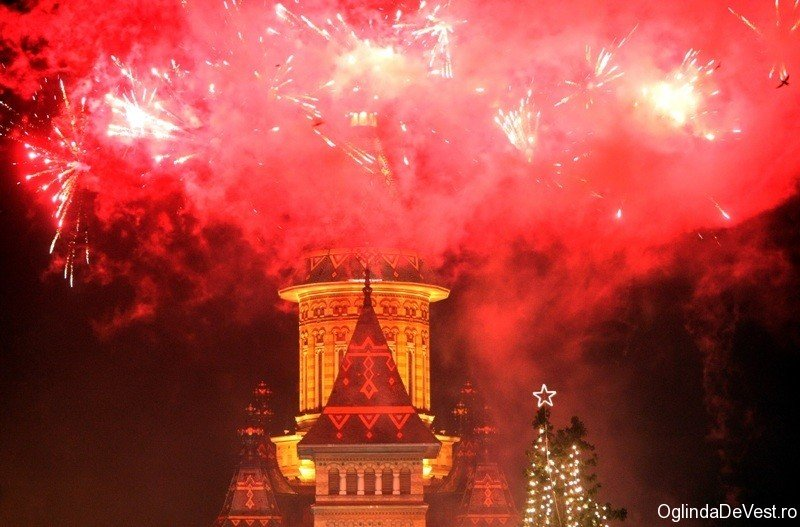 Timișoara Revelion 2012 - Program