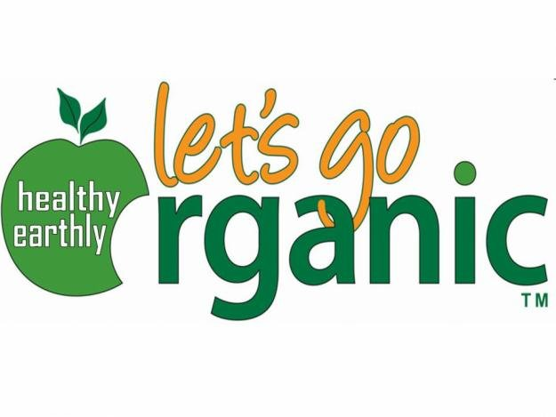 healthy earthly, let's go organic