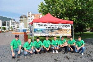 Echipa de organizatori și voluntari